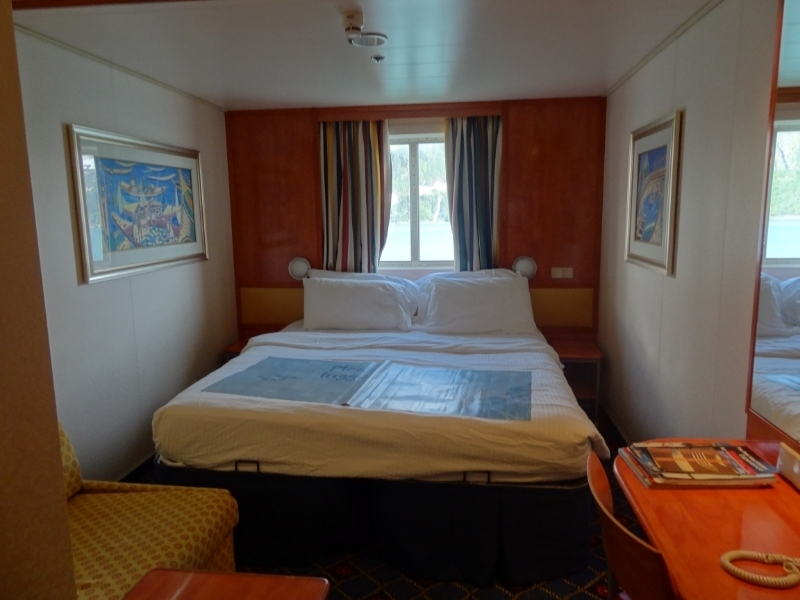 Family Oceanview Picture Window Stateroom Cabin Category