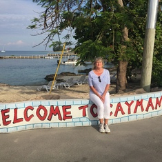 George Town, Grand Cayman - 500 banks here!