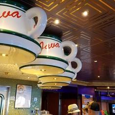 Java Cafe on Carnival Valor