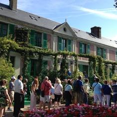 Vernon, France - Monet's House