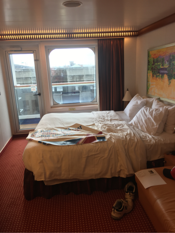 Balcony Stateroom Cabin Category 8c Carnival Dream