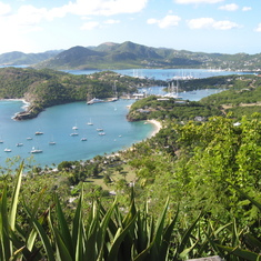Lord Admiral Horatin Nelson's Dockyard--Antigua