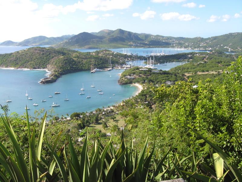 Lord Admiral Horatin Nelson's Dockyard--Antigua - Seven Seas Navigator