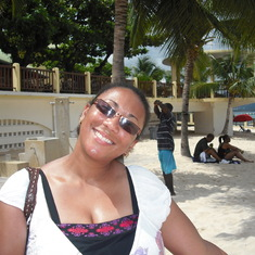 Montego Bay, Jamaica - Time to enjoy that beach.
