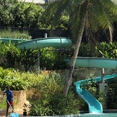 Pool at a good Hope Estate