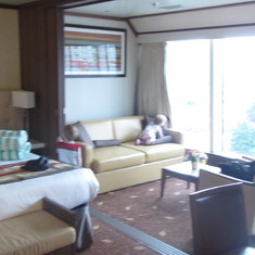 The Suite...