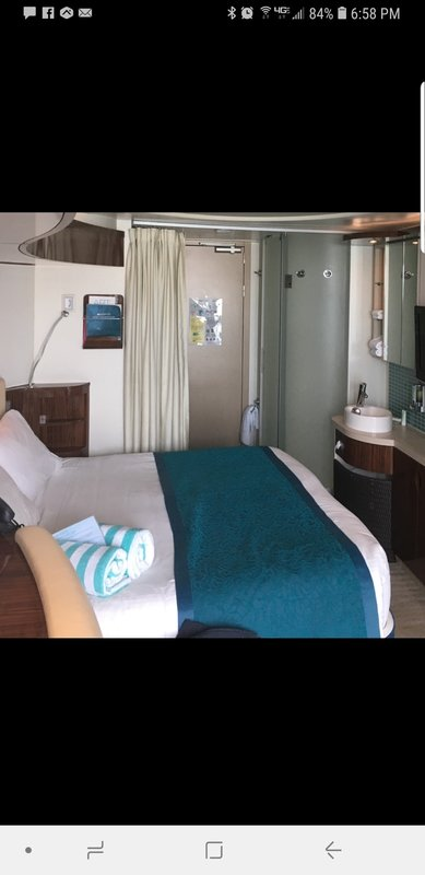 Mid Ship Balcony Stateroom Cabin Category Bc Norwegian Epic