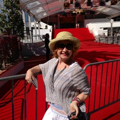 Cannes. Red carpet