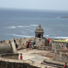 San Cristobal Fortress San Juan