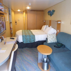 Boardwalk Balcony Stateroom 10319