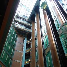 Attrium Elevators