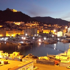Salerno in the Early Morning