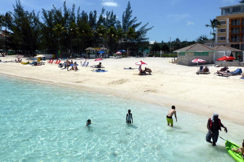 Nassau, Bahamas - Junkanoo Beach - Nassau