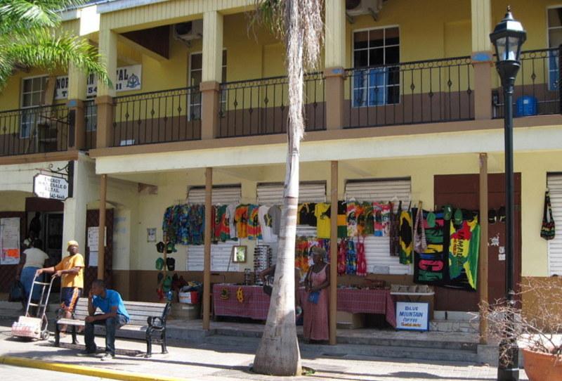 Falmouth, Jamaica - Falmouth, Jamaica