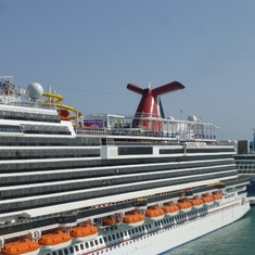 Barcelona, Spain - Carnival Vista