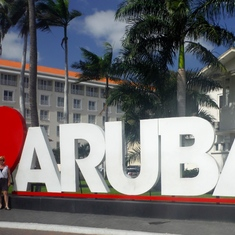 Oranjestad, Aruba - Must do Photo Op