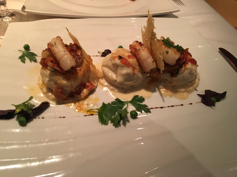 Carnival Conquest, Dining, The Point Steakhouse