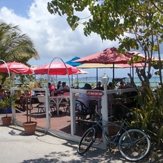 George Town, Grand Cayman - Lunch in the Caymans
