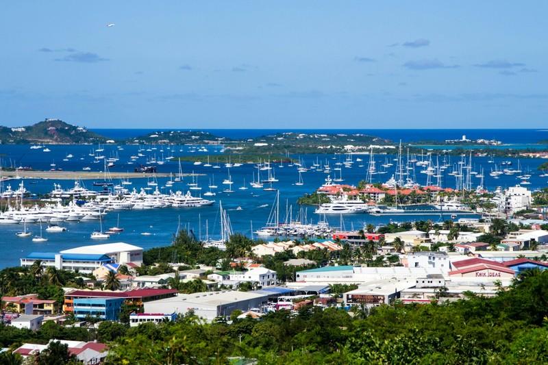 Rent Car St Maarten Cruise Port