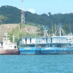Honduras has a major shipping industry