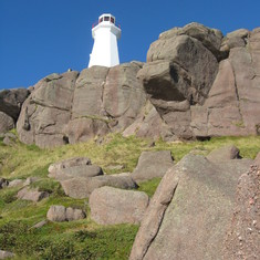 Farthest east North America Cape Spear