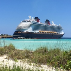 Castaway Cay (Disney Private Island) - Dream in Castaway Cay