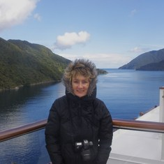 Cruise Dusky Sound - New Zealand - Celebrity Solstice Dec 2013