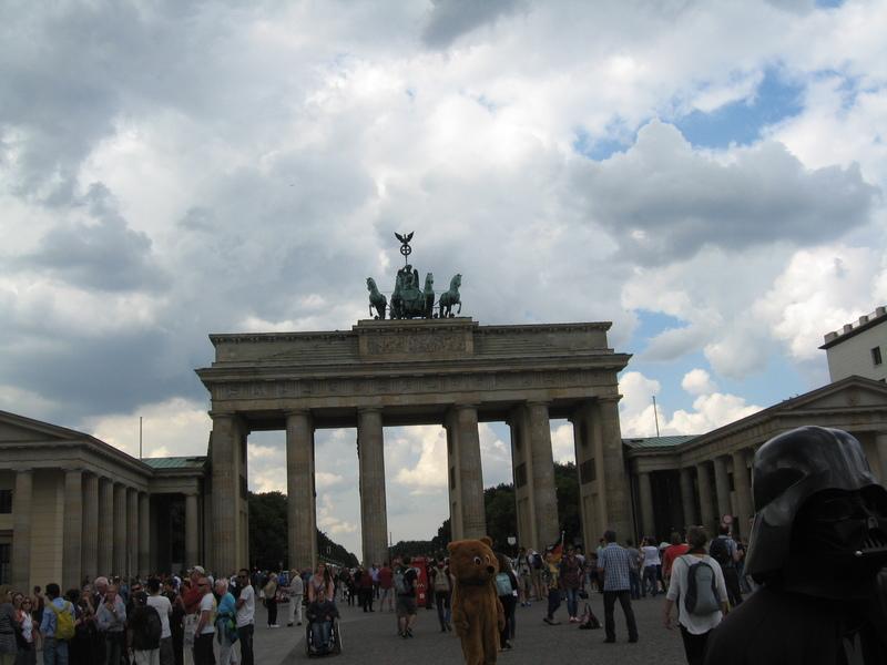 Berlin--Brandenburg Gate - Regal Princess