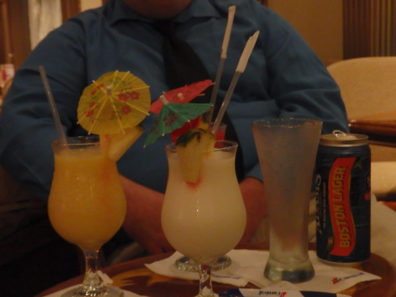 Cocktails - Pride - Carnival Pride