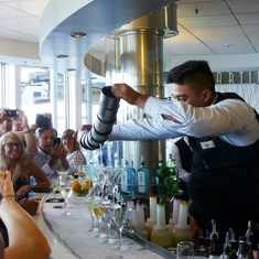Celebrity Constellation - Martinin Bar