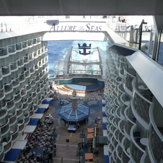 iside Allure of Seas