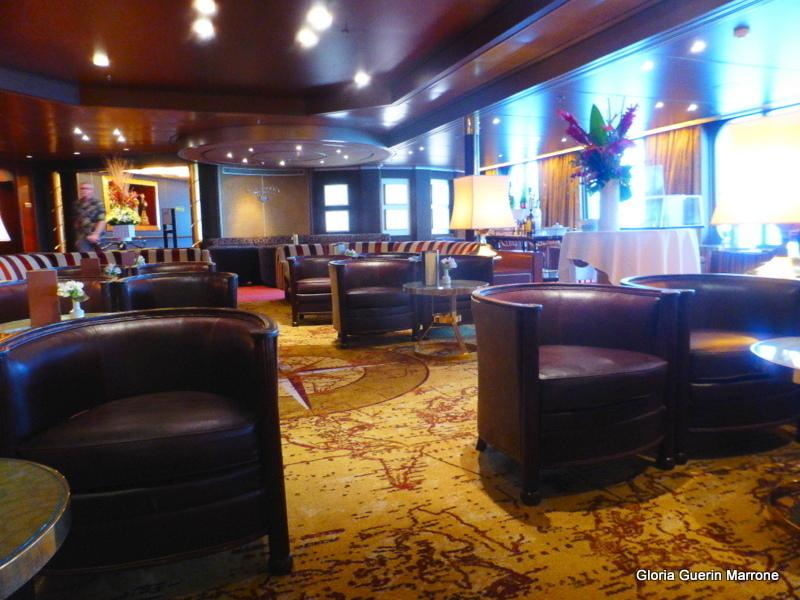 Explorer's Lounge - Amsterdam