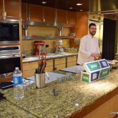 Wajang Theater - Chef Jeremy