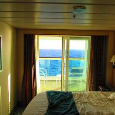Freedom of the Seas - Stateroom 1236