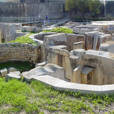 The glories that were bronze age Malta