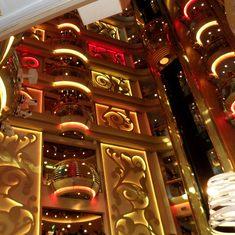 elevator inside ship