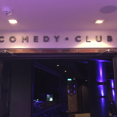 Headliners Comedy Club on Norwegian Breakaway