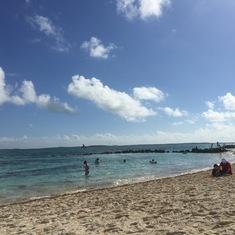Cococay (Cruiseline's Private Island) - Cocoa Cay