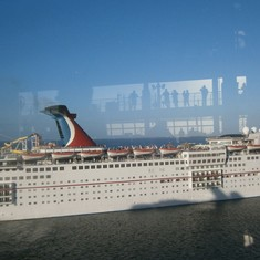 Port Canaveral, Florida - The Carnival Ecstasy