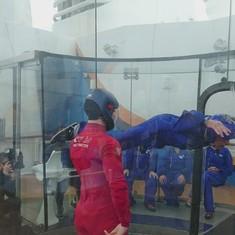 RipCord by iFLY on Ovation of the Seas