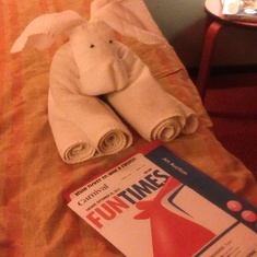 1st towel deco