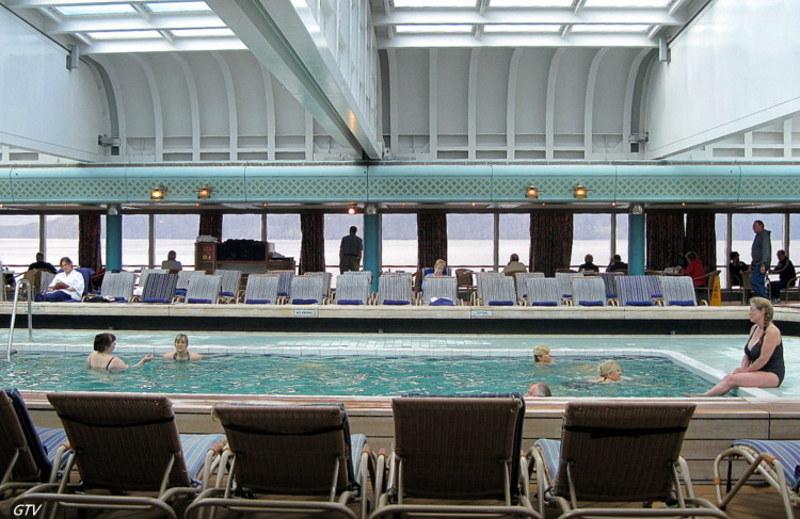 Oosterdam pool - Oosterdam