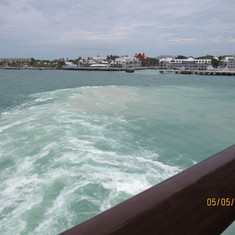 Leaving Key West