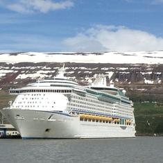 Akureyri, Iceland - AOS in Iceland