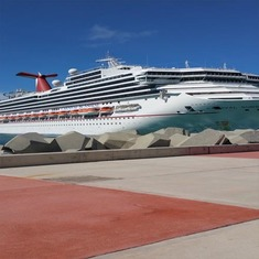 Docked in St Maarten