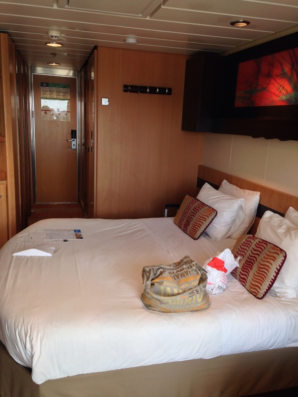 Deluxe Oceanview Stateroom with Veranda on Celebrity Century