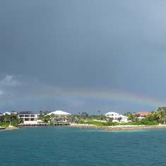Paradise Island Rainbow