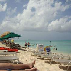 George Town, Grand Cayman - 7 Mile Beach - Grand Cayman