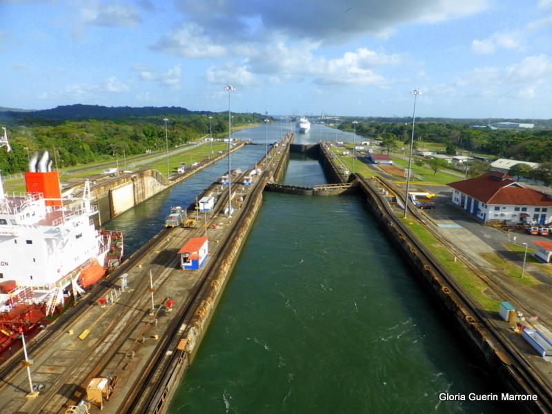 Panama Canal Transit - Amsterdam
