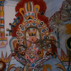 Nassau, Bahamas - The Junkanoo Museum